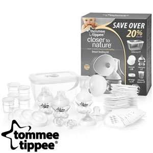 Tommee Tippee Breastfeeding Kit £19.99 instead of £39.99 at Home Bargains