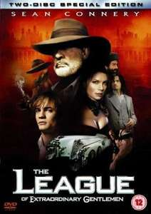 The League Of Extraordinary Gentlemen - 2 disc Special Edition DVD £1 @ PoundLand