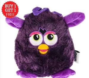 Furby Backpack Purple/ Blue at Claire's 4.00 in BOGOF sale & with FREE delivery using code frdl67