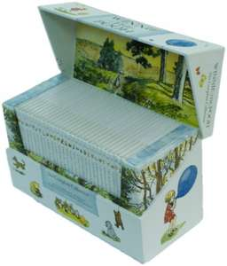 Complete Winnie the Pooh book box set 70% off @ hive.co.uk - £18