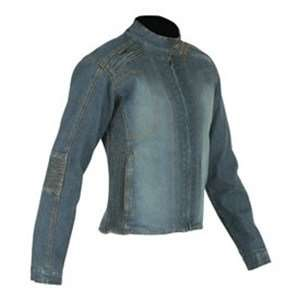 Red Route Ladies Armoured Denim Jacket £25.50 Delivered reduced from £89.99