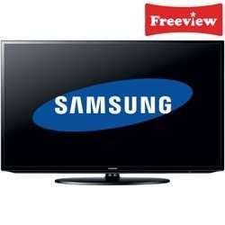 "Samsung UE46EH5000 46"" 1080p LED TV with Freeview HD £374 @ BHS / £370.26 Quidco"