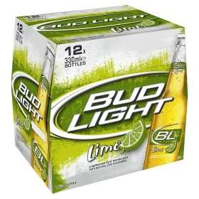 12 X Bud Light Lime - Only £4 @ ASDA