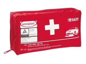 Car First Aid Kit - 44 Piece Set @ Lidl - £4.99