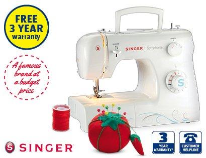 singer Sewing Machine at aldi - £79.99 @ Aldi