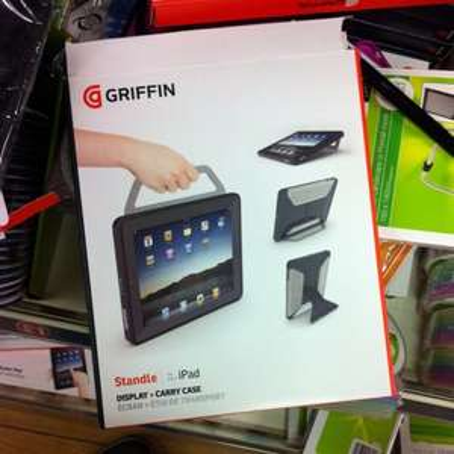 Griffin iPad tough case £1 @ Poundland