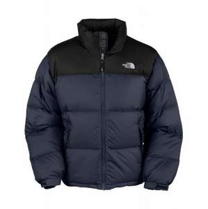 North face Nuptse jacket size L half price £71.99 at surfdome