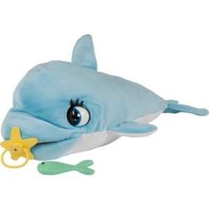 Blu Blu the Dolphin soft toy reduced from £49.99 to £25.99 at Argos for instore collection