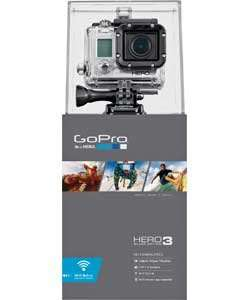 Go Pro Hero 3 Full HD Camera - Silver - £179.99 @ Argos