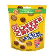 Nestle 130g Coffee Crisp Bites @ 99p Store Telford.