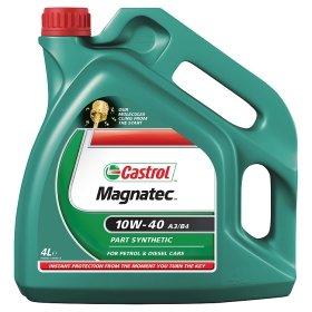 Castrol Magnatec 10w-40 - 4 liters - ASDA