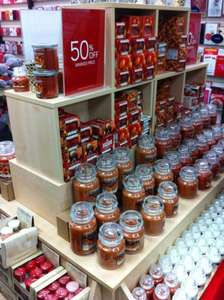 Yankee Candles 1/2 Price all variants @ Clinton Cards. Large Jar Candle was £19.99 down to £9.99