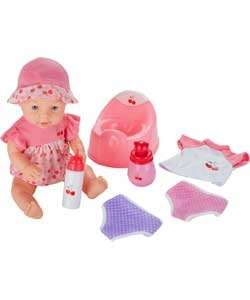 Peeing doll and potty £5.99 @ Argos