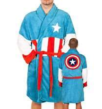 Captain America adult robe fleece £15.99 from Argos. Free C&C