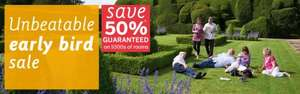Early bird break in the UK countryside with Warner Hotels through Saga/Warner up tp 50% off