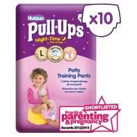 Huggies pull ups reduced to £2.75 Asda