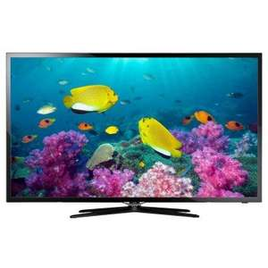 "Samsung UE40F5500 40"" Smart LED TV 1080P Freeview HD £385.48 Delivered @ TJ Hughes"