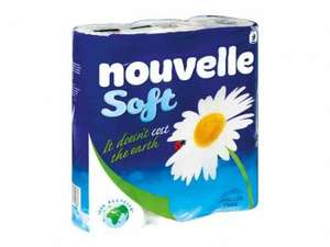 Nouvelle 9 pack toilet roll £2.49 at Lidl