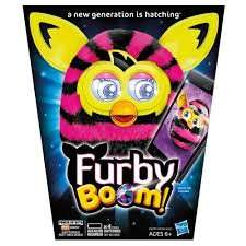 Furby Boom Sweet Stripes (Black and Pink Stripes) £7.50 Tesco Instore