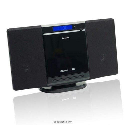 Goodmans cd Bluetooth Micro HiFi £39.99@ b&m stores