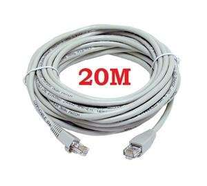 Ethernet cable 20m - £1.79 @ Universal gadgets - FREE UK delivery