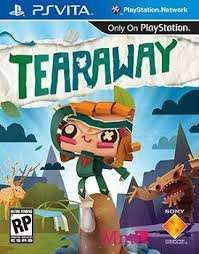 Tearaway for Playstation Vita £1.25 at Tesco