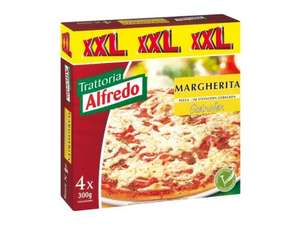 Alfredo stonebaked pizza margherita XXL pack £2.69 @Lidl (4 in a pack)