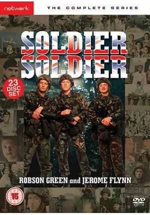 soldier soldier complete box set £25 @ networkonair