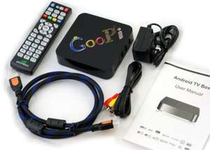 XBMC Android TV Box £68.89 @ Goopi Shop Via eBay