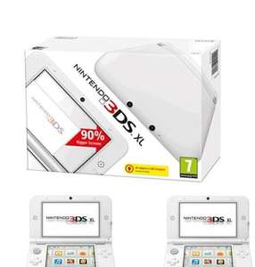 Nintendo 3DS XL - White - NEW - £123.95 @  COLOR-PRO INKS  (ebay)
