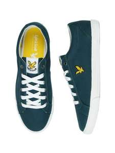Lyle and Scott Trainers £17.50 plus £3.95 delivery with code