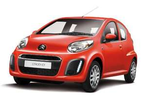 Free insurance for 19+ year olds on Citroen C1 Connexion £8712 @ Evans Halshaw
