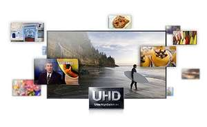 Samsung 4k UE65F9000 Silver - 65Inch Ultra HD £4299 @ PC World