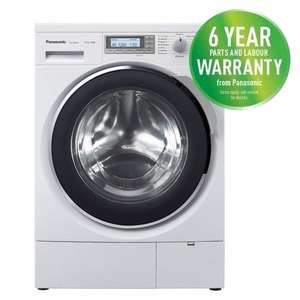 Panasonic NA-168VX4WGB 8 KG, 1600 Spin Washing Machine - 6 Year Warranty - £373.05 (RRP £650) @ thesseshop.co.uk