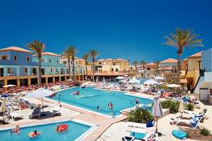 Fuerteventura, Canary Islands £116pp - 7 Nights including Hotel, Flight, all Taxes & Charges, Luggage, ATOL Protection, Resort Rep @ Tesco Compare- Total price for 3 Adults £350.12