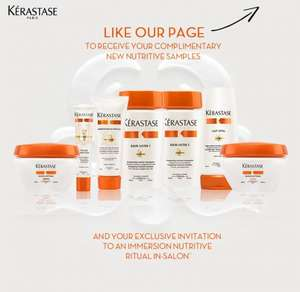 Free Kerastase Nutritive Samples