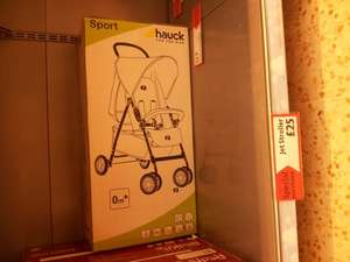 Hauck Sport Stroller - £25 instore @ morrisons