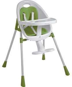 Price down! Mamas & Papas Bop Highchair - Green £19.99 was £49.99 @ Argos