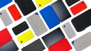 25% off Official Nexus 5 and Nexus 7 cases at Google Play.