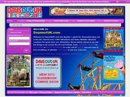 Free Year Membership - Registration + Code! Save £14.99 @ DaysOutUK.com