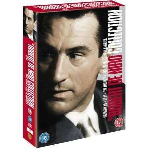 Robert De Niro Box Set (Once Upon a Time in America / Heat / Goodfellas / Mission) DVD £5.95 @ Zavvi