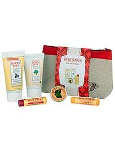 Burts Bees - fab gift set worth £16.99 free with £25 online spend!