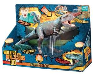 Walking with Dinosaurs Ultimate Gorgon £9.99 Home Bargains