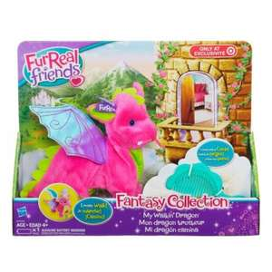 Furreal Friends Dragon Argos Was £19.99 Now £6.99 @ Argos