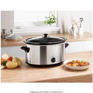 B&M Stores: Products > Prolex 5.5l Slow Cooker @ B&M - £5 -Glitch???