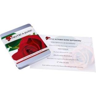 Name a Rose Argos £8.99
