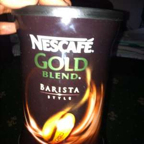 Nescafé Gold Blend Barista style 180g £2.88 @ Tesco