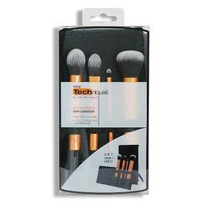 Real techniques brushes @ Asda Direct in stock again! Prices £3.85 - £11.57 @ Asda Direct