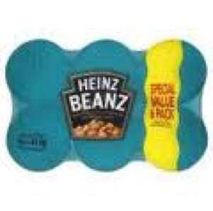 Heinz baked beans @ Farmfoods for £2.00
