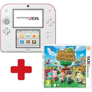 Nintendo 2DS Console with Animal Crossing: New Leaf £99.99 @ GAME Online
